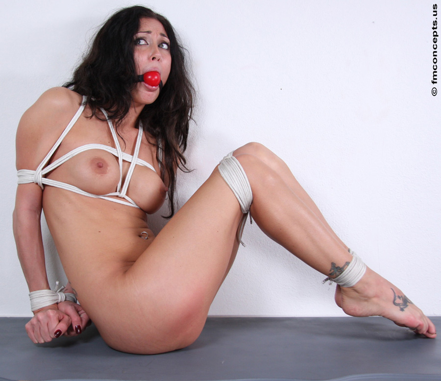 Melissa Jacobs Tied Up