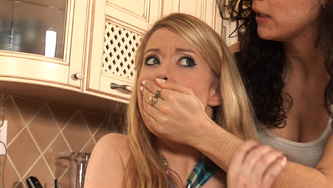 Confirm. naked teen tape gagged