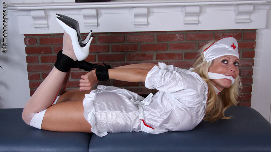 Bondage Black Nurse